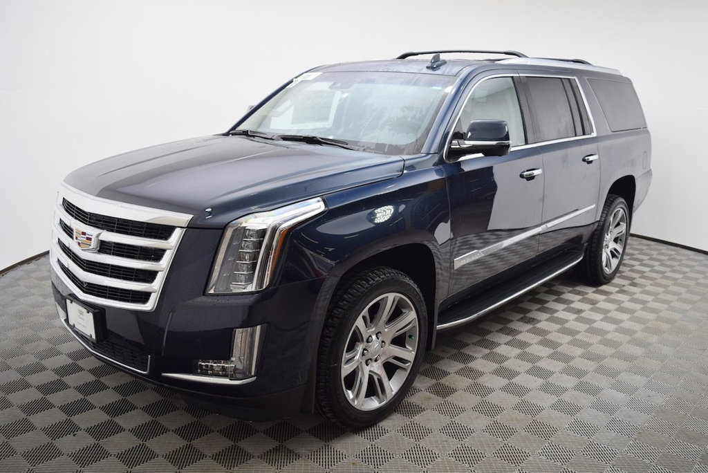 escalade 2018. new 2018 cadillac escalade esv 4wd 4dr luxury a