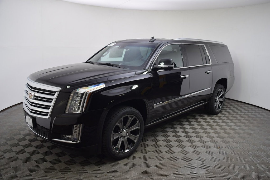 New 2019 Cadillac Escalade ESV 4WD 4dr Platinum SUV In