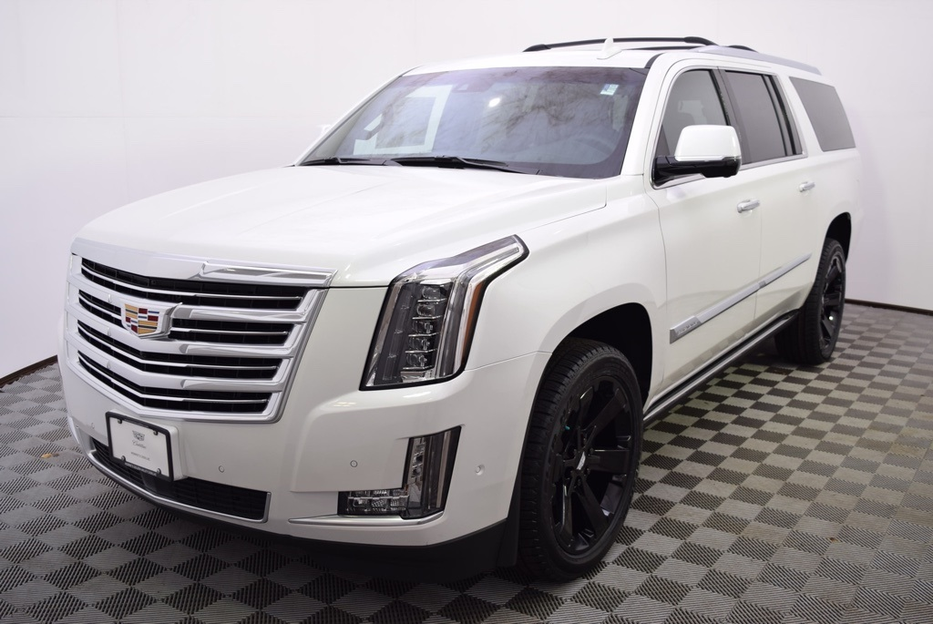 New 2020 Cadillac Escalade ESV Platinum Edition 4D Sport