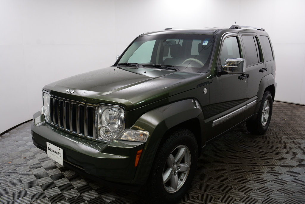 Pre Owned 2008 Jeep Liberty 4WD 4dr Limited