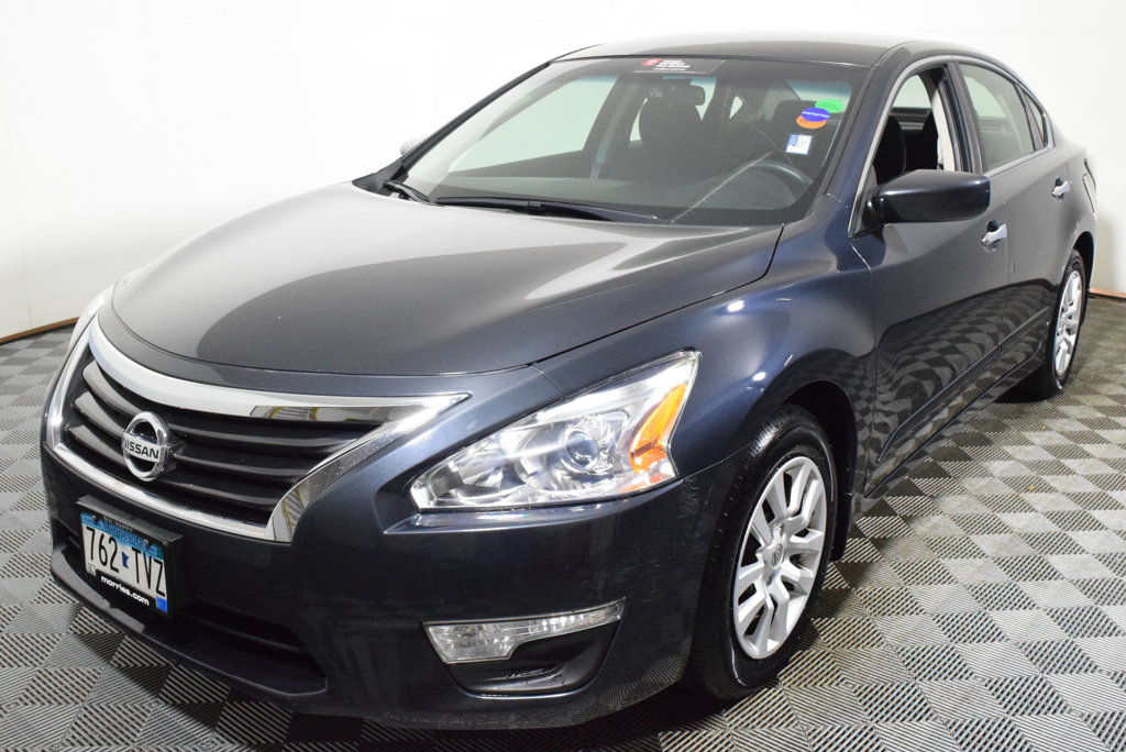 Certified Pre Owned 2015 Nissan Altima 4dr Sedan I4 2.5 S