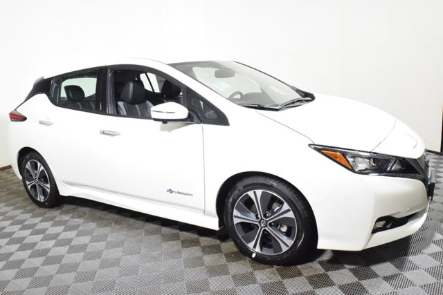 New 2019 Nissan Leaf SL