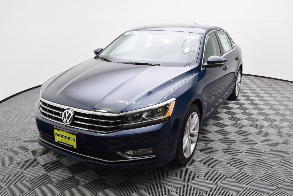 New 2018 Volkswagen Passat 2 0t Se 4d Sedan In Minnetonka 7d70003