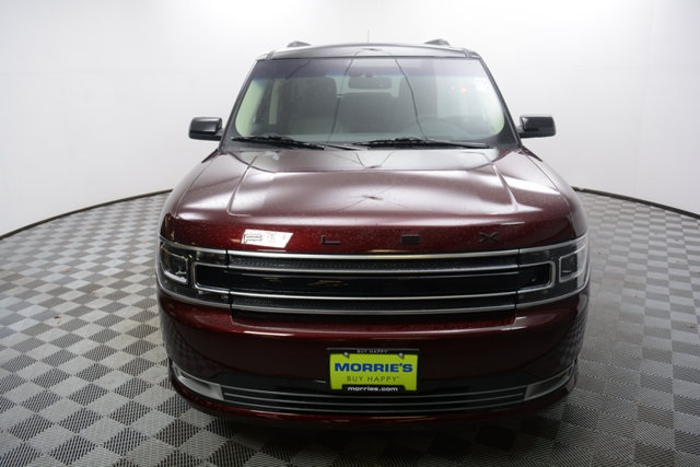 New 2018 Ford Flex Limited