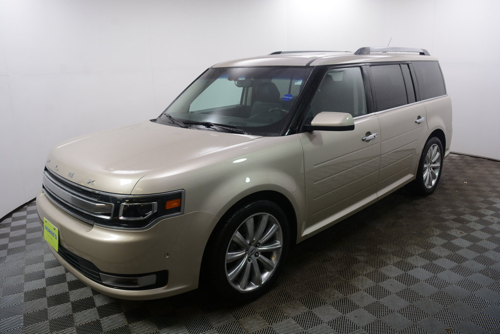 Pre Owned  Ford Flex Limited Ecoboost