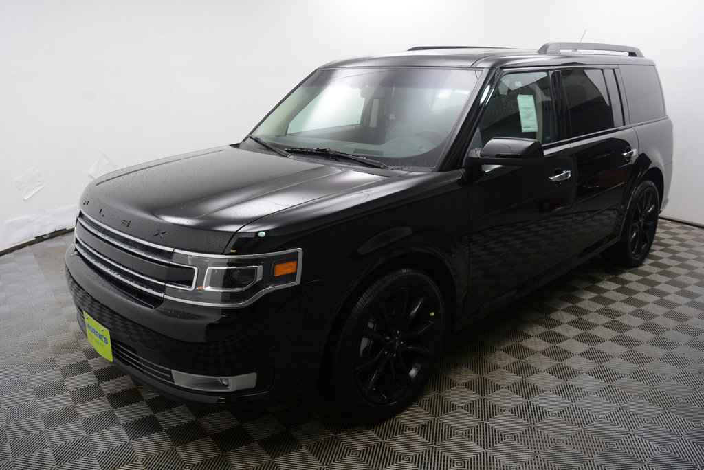 New 2018 Ford Flex Limited Ecoboost Awd