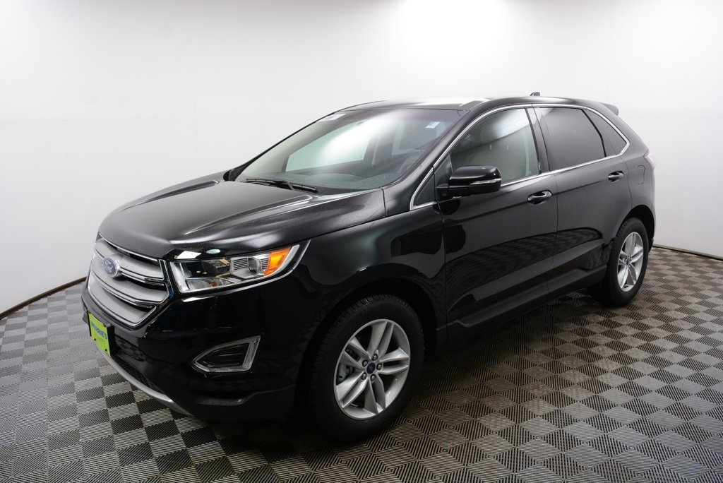 New 2017 Ford Edge Sel Fwd