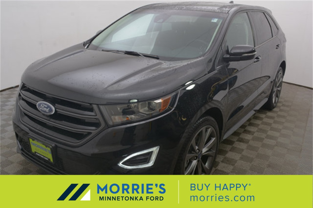 New 2018 Ford Edge Sport