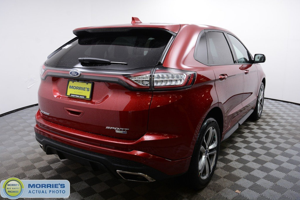 New  Ford Edge Sport Awd