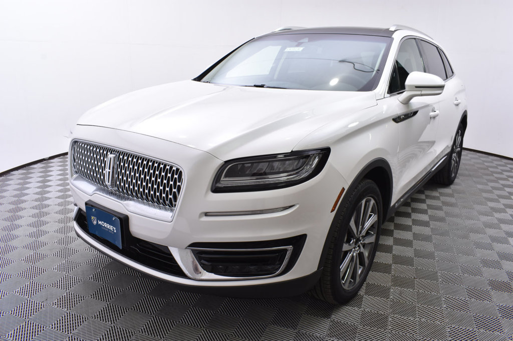 New 2019 Lincoln Nautilus Awd Select Suv In Minnetonka Ln10236