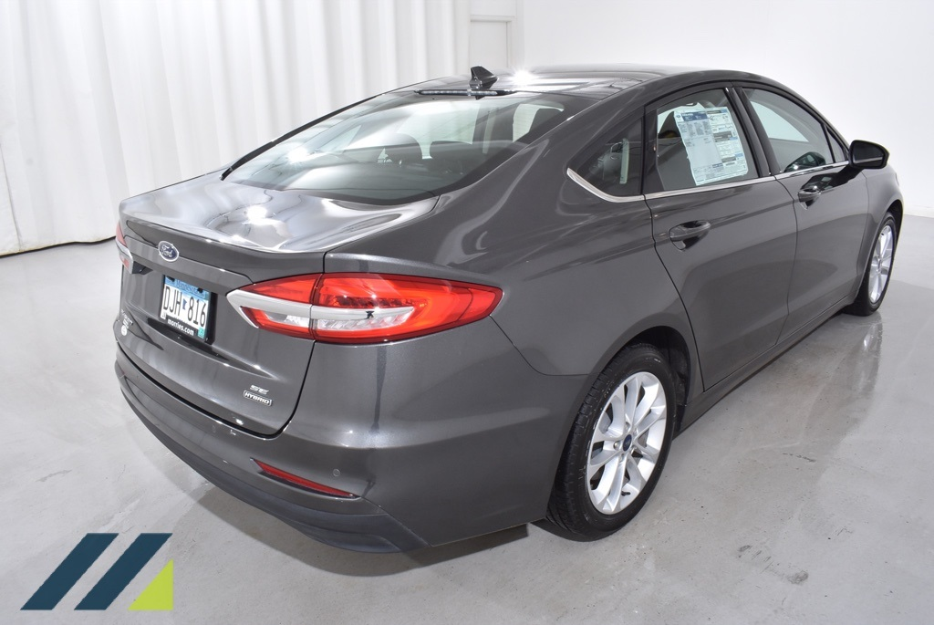 New 2020 Ford Fusion Hybrid SE Electric