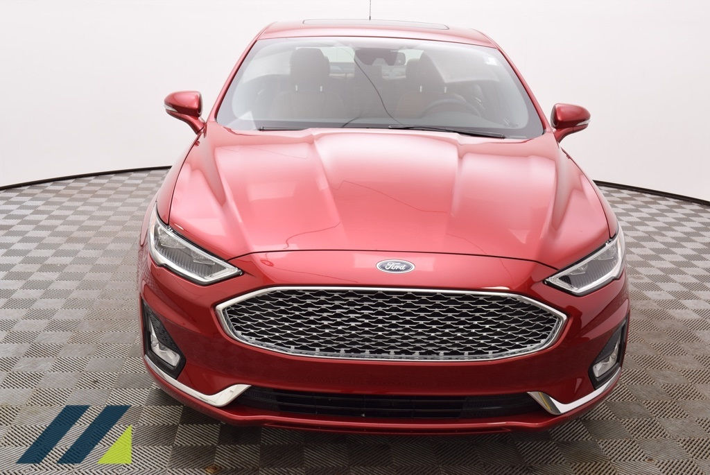 New 2020 Ford Fusion Energi Titanium Electric