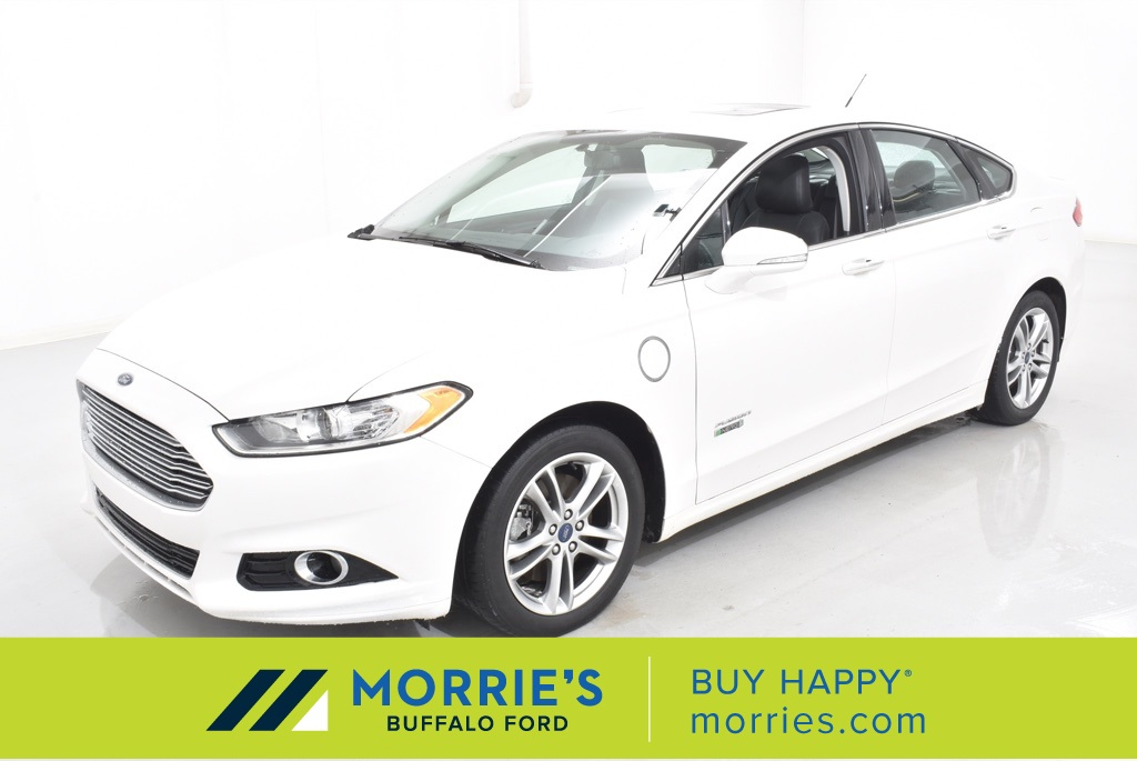 Pre Owned 2016 Ford Fusion Energi Anium Hybrid