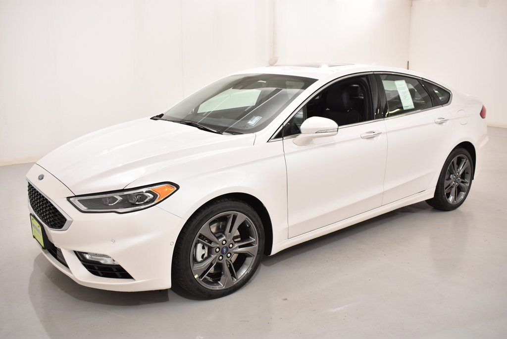 New  Ford Fusion Sport Awd