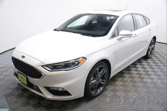 new 2017 ford fusion sport awd sedan in hopkins fn23631 morrie 39 s automotive group. Black Bedroom Furniture Sets. Home Design Ideas