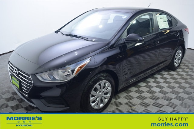 New 2019 Hyundai Accent Se 4d Sedan In Minnetonka Hn17919