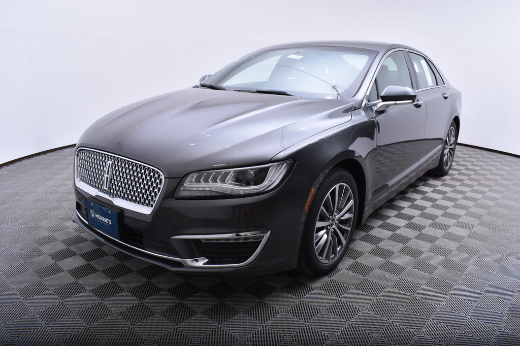 New 2018 Lincoln MKZ Premiere AWD AWD