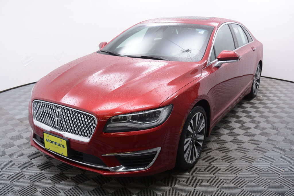 New 2017 Lincoln Mkz Reserve Awd