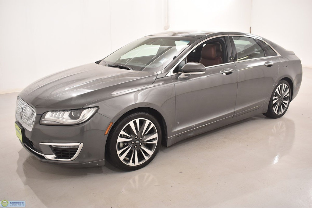 Pre Owned 2017 Lincoln Mkz Reserve Awd Sedan In Minnetonka 9d16493a