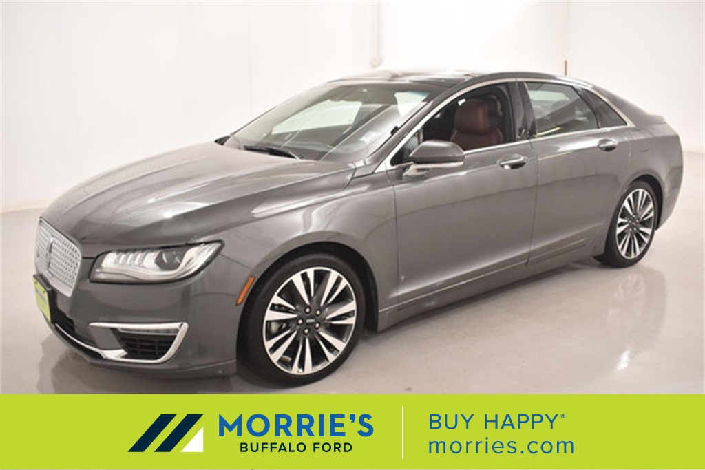Pre Owned 2017 Lincoln Mkz Reserve