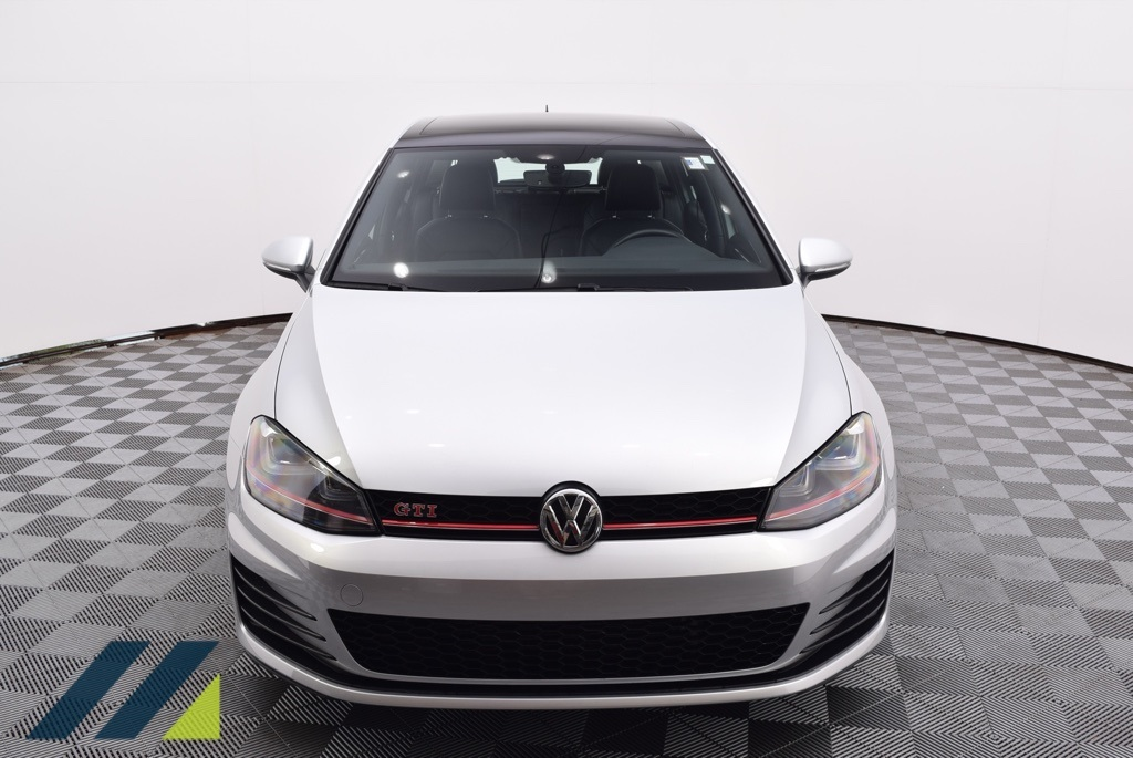 Pre-Owned 2016 Volkswagen Golf GTI Autobahn w/Performance Package FWD 4D  Hatchback