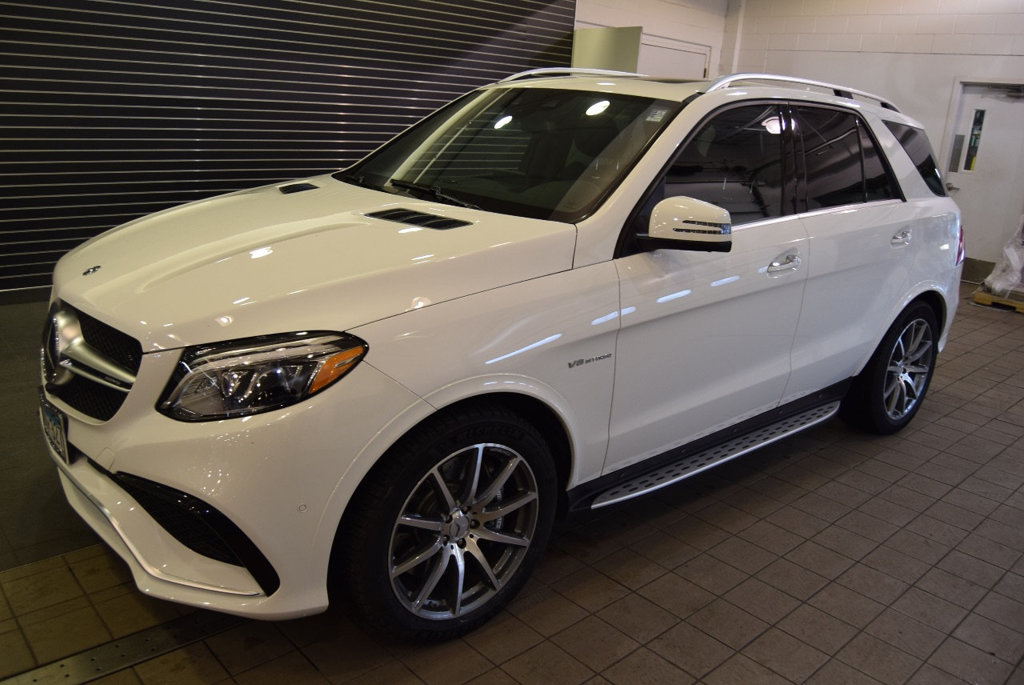 Certified Pre Owned 2018 Mercedes Benz Gle Amg Gle 63 4matic Suv