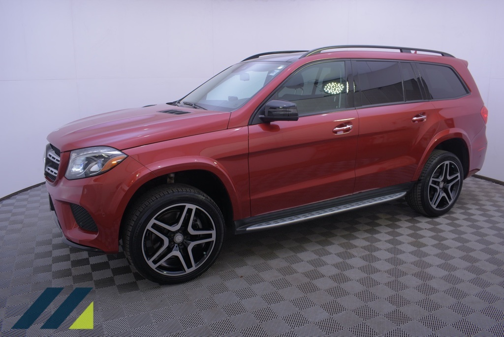 Pre-Owned 2017 Mercedes-Benz GLS GLS 550