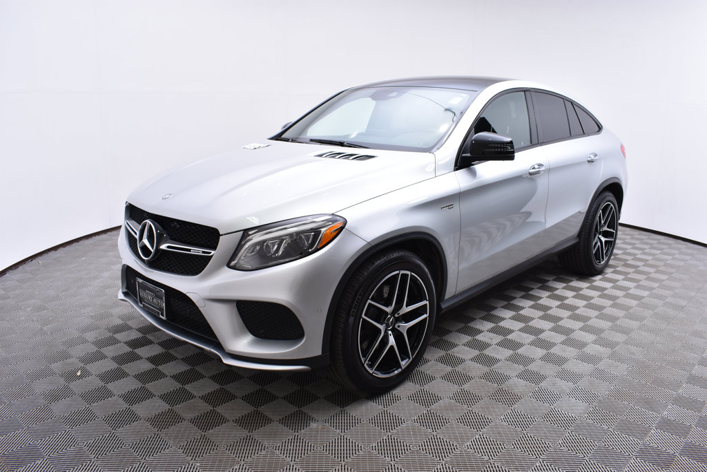 Pre Owned 2017 Mercedes Benz Gle Amg Gle 43 4matic Coupe Coupe In