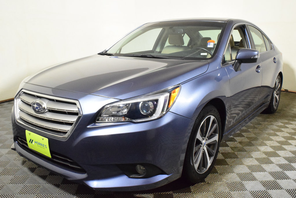 Certified Pre Owned 2017 Subaru Legacy Limited