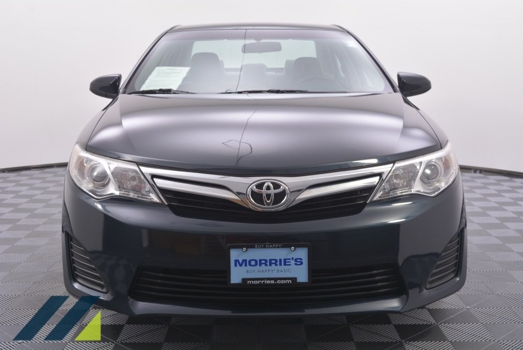 Pre-Owned 2013 Toyota Camry LE FWD 4D Sedan