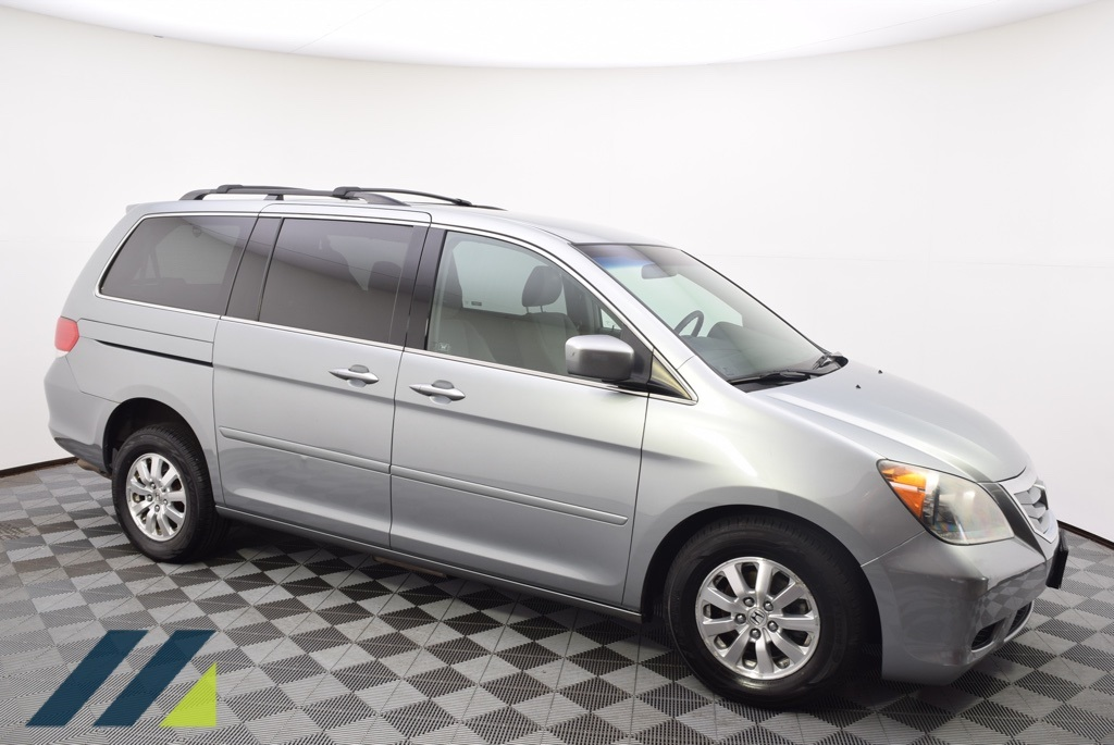 Pre-Owned 2008 Honda Odyssey EX Handicap/Wheelchair Accessible FWD 4D  Passenger Van