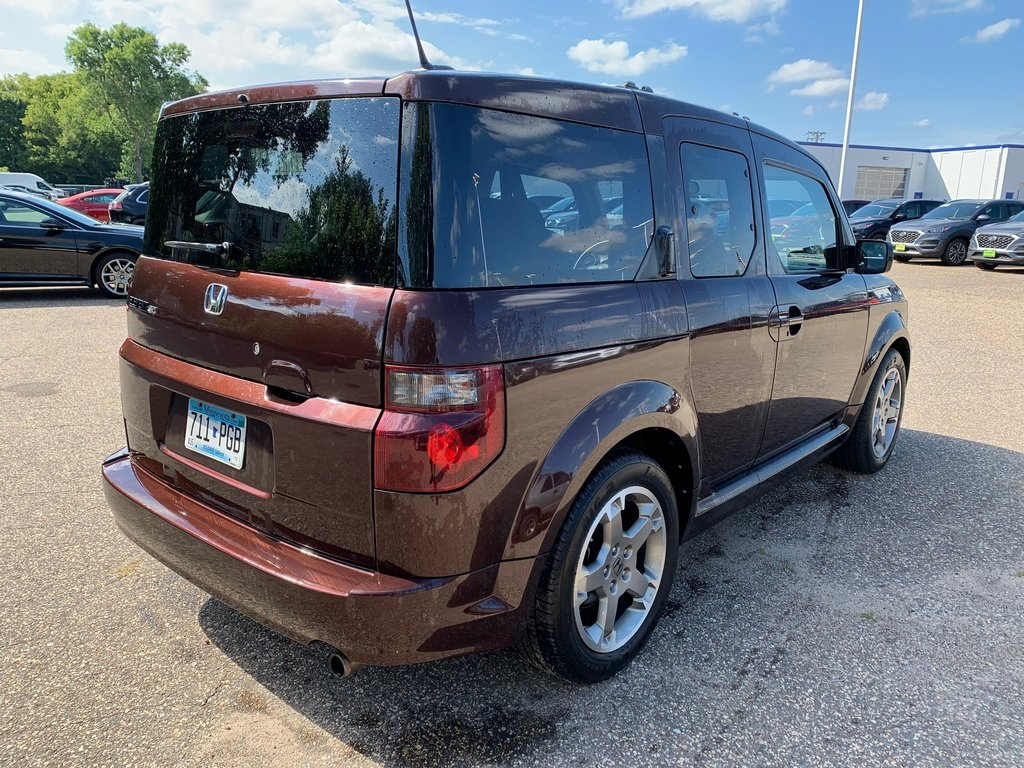 Pre-Owned 2008 Honda Element SC FWD 4D Sport Utility