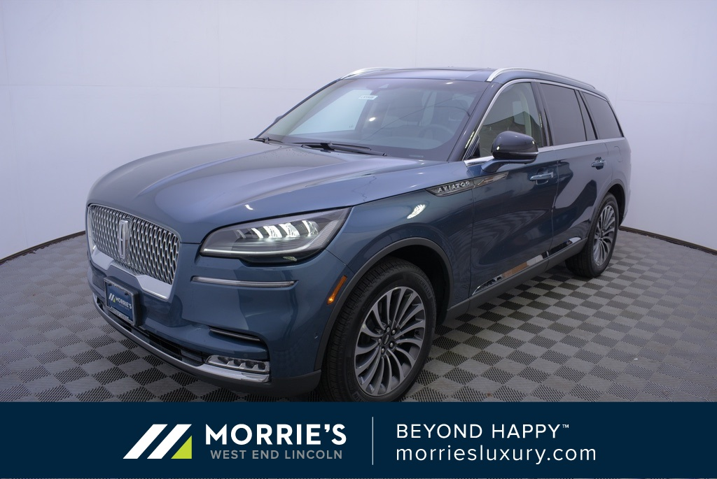 New 2020 Lincoln Aviator Reserve I AWD