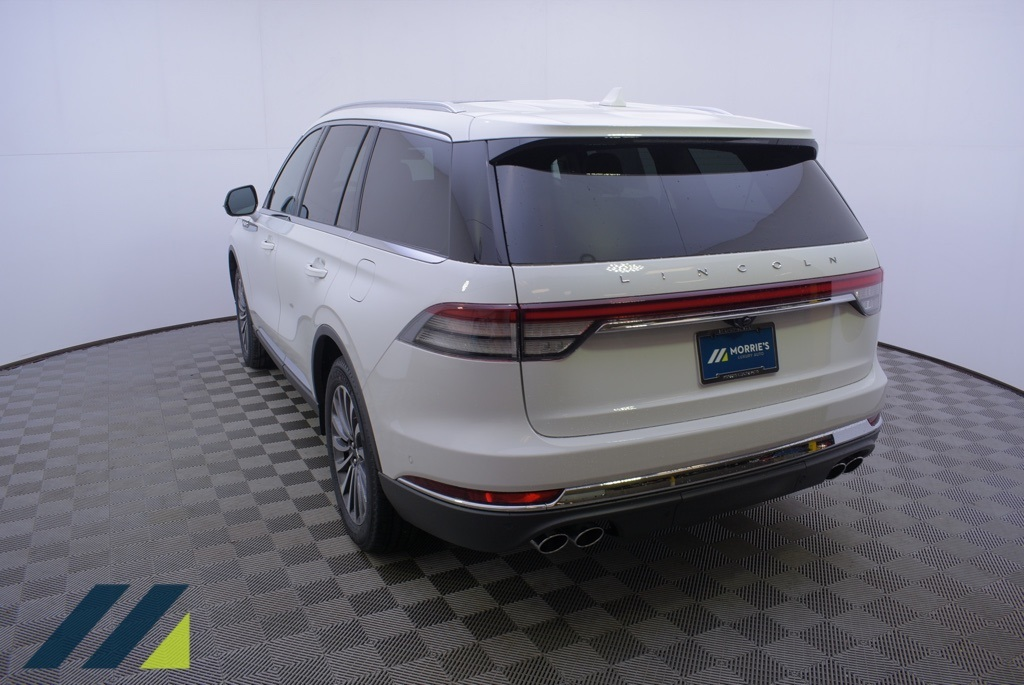 New 2020 Lincoln Aviator Reserve I