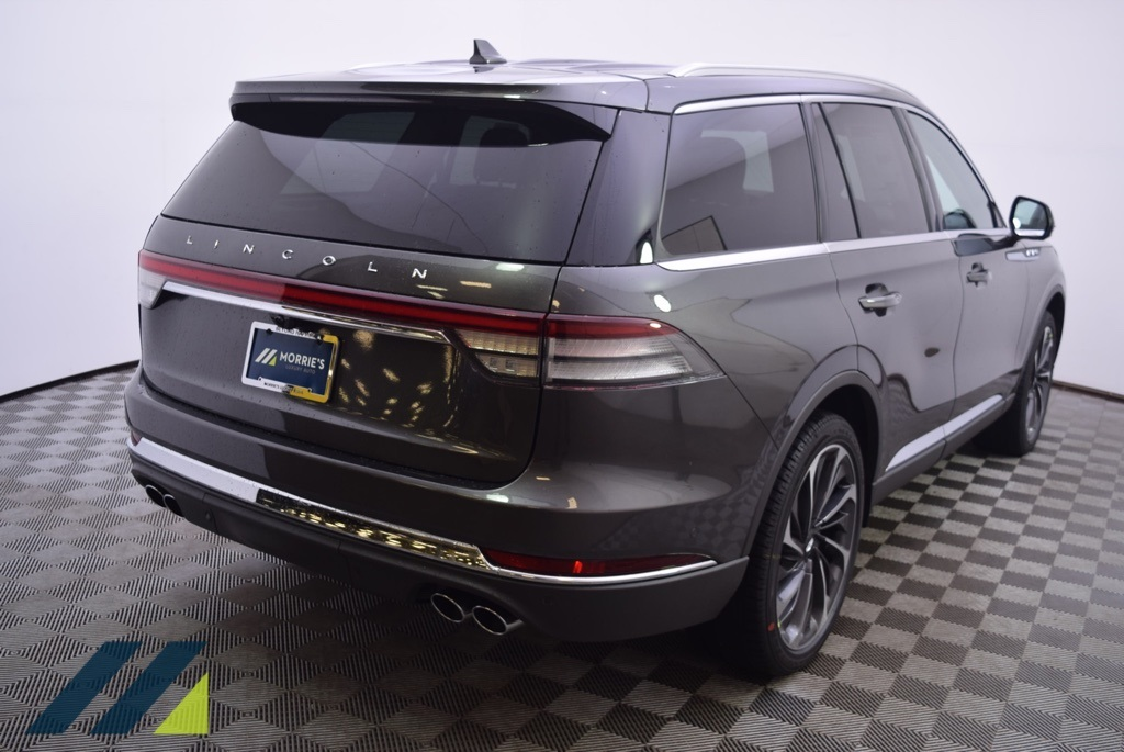 New 2020 Lincoln Aviator Reserve II