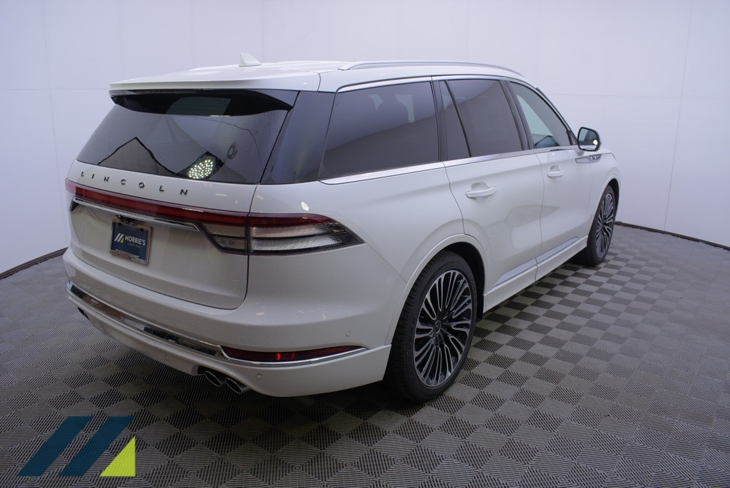 New 2020 Lincoln Aviator Black Label