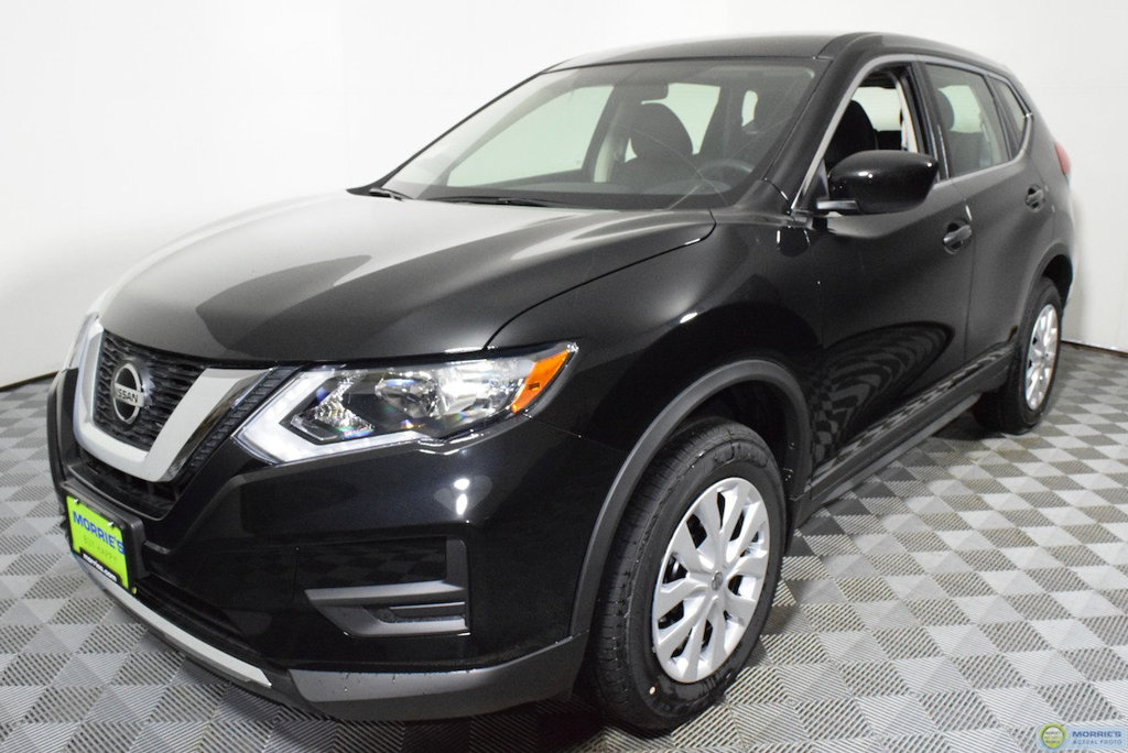 Nissan Rogue S >> Pre Owned 2018 Nissan Rogue Awd S Suv In Minnetonka 4r10308