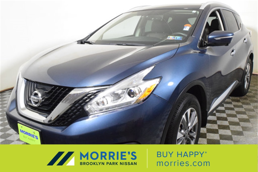 Certified Pre Owned 2016 Nissan Murano Sl