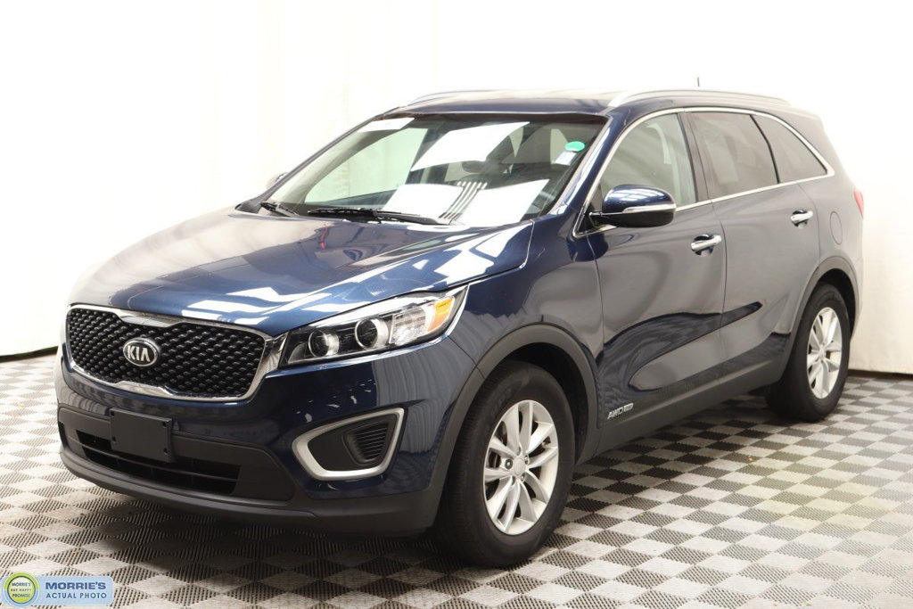 Pre Owned 2017 Kia Soo Lx V6 Awd Suv In Minnetonka Nb12920