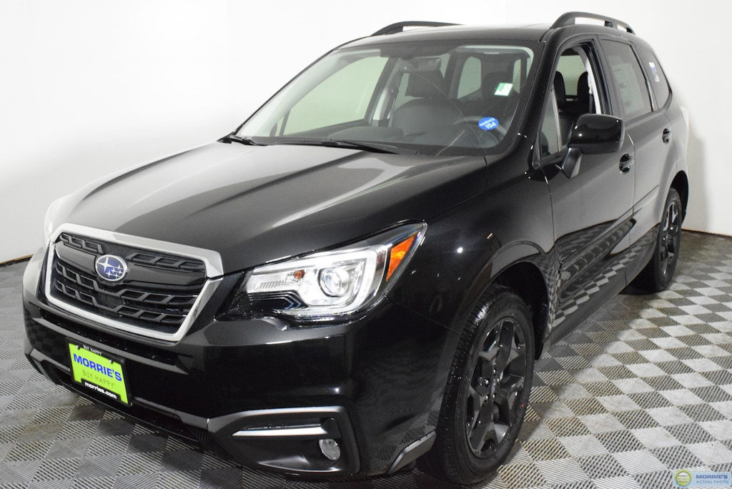 2018 subaru premium. interesting subaru new 2018 subaru forester 25i premium black edition cvt to subaru premium