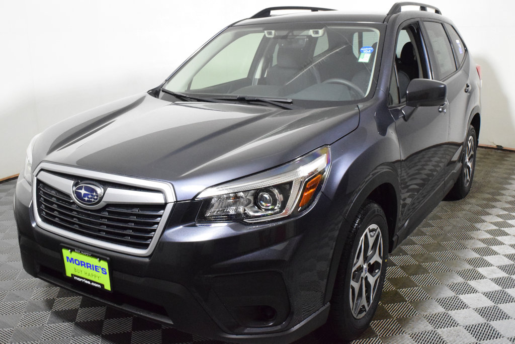 New 2019 Subaru Forester 2 5i Premium Suv In Minnetonka 6n14272