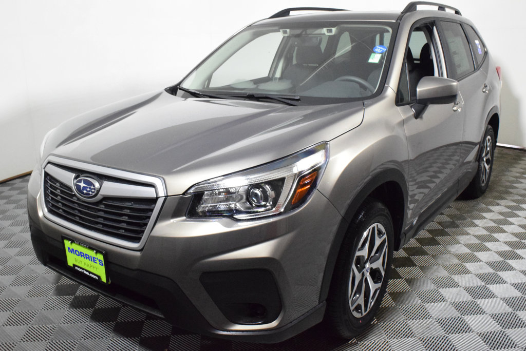 New 2019 Subaru Forester 2 5i Premium Suv In Minnetonka 6n14758