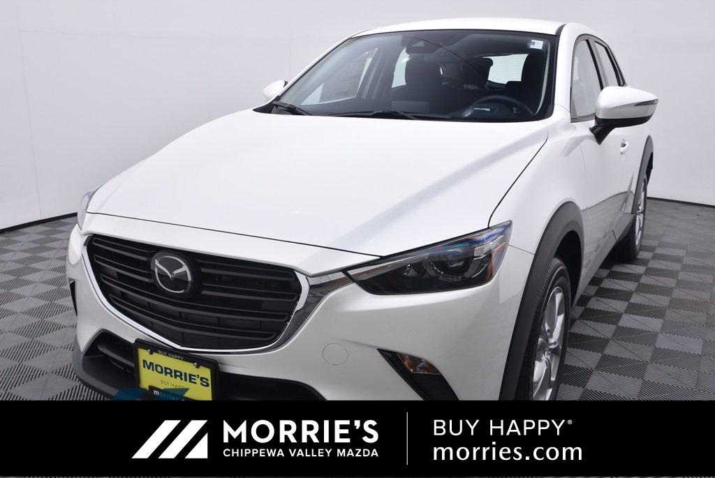 New 2019 Mazda CX-3 Sport i-ACTIVSENSE® Package