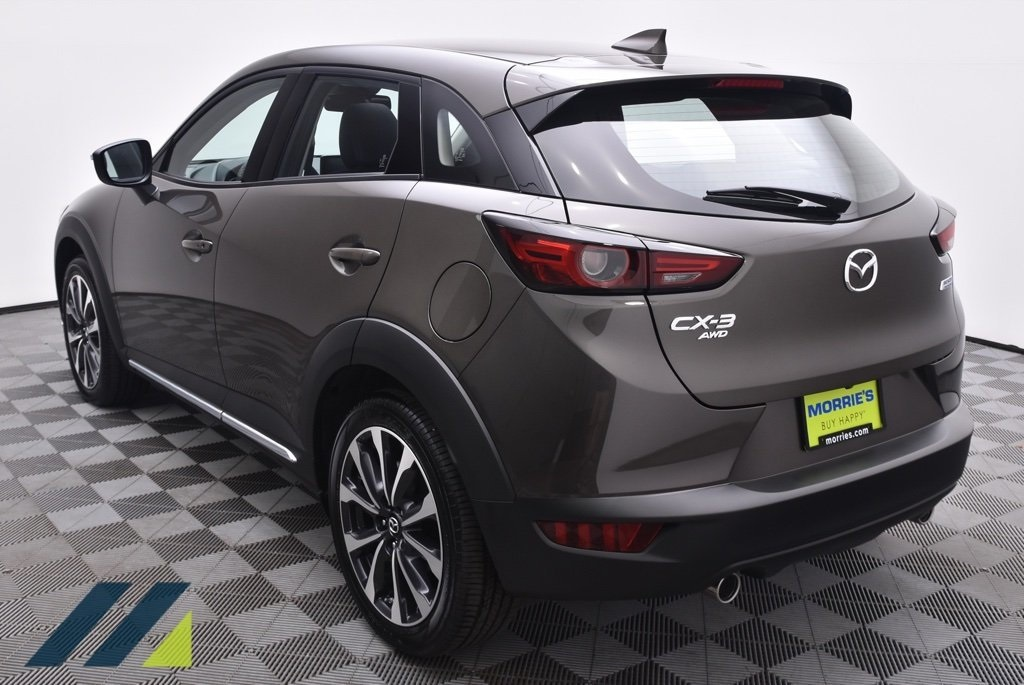 New 2019 Mazda CX-3 Grand Touring Premium Package