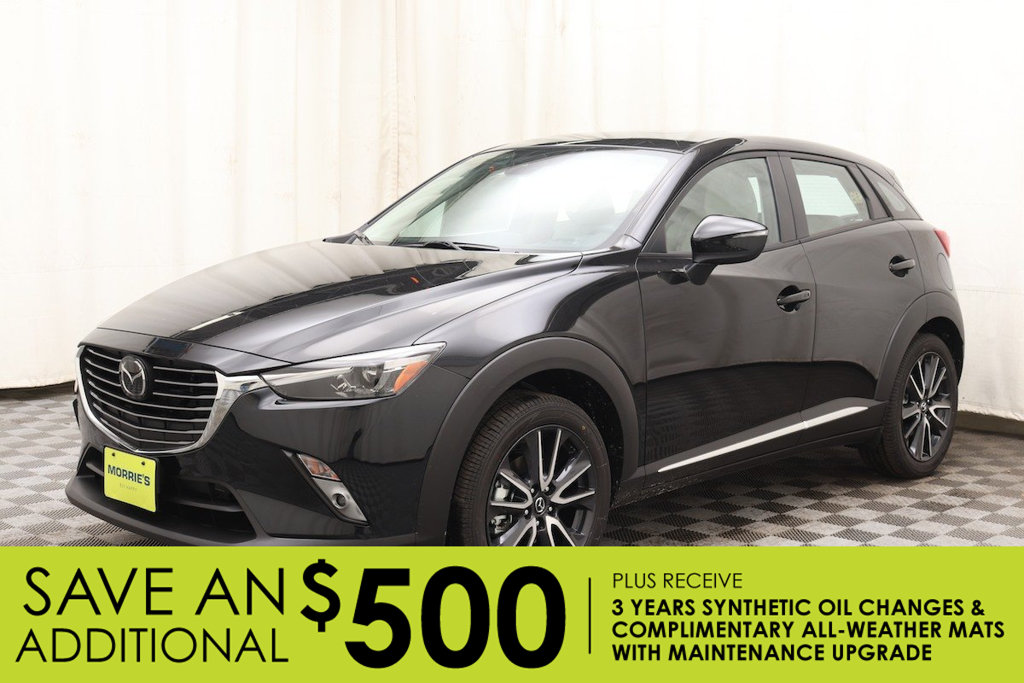 New 2018 Mazda CX-3 Grand Touring AWD