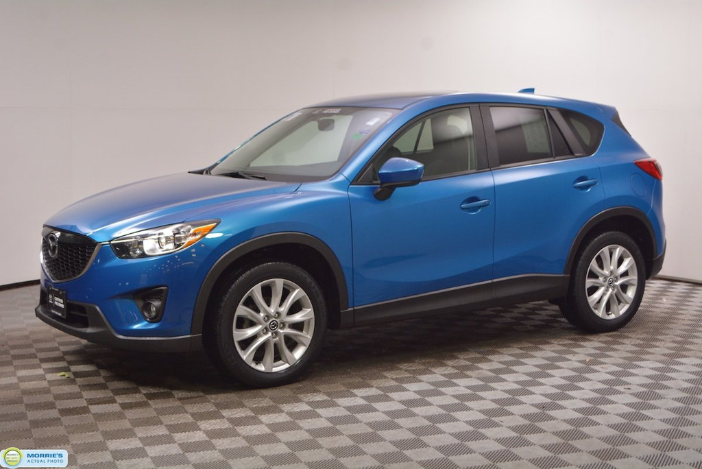 Certified Pre Owned 2013 Mazda CX 5 AWD 4dr Automatic Grand Touring