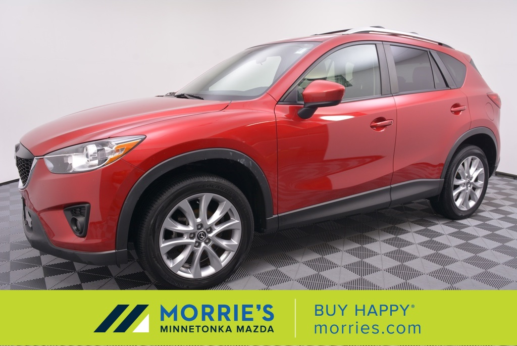 Pre Owned 2015 Mazda Cx 5 Grand Touring Awd
