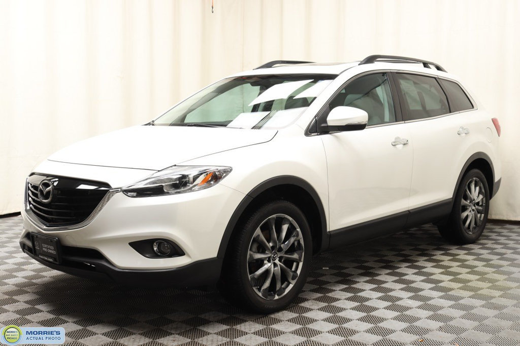 Certified Pre Owned 2015 Mazda CX 9 AWD 4dr Grand Touring