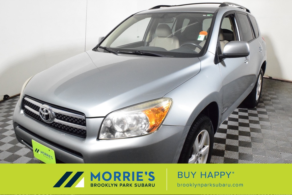 Pre-Owned 2008 Toyota RAV4 Limited 4WD
