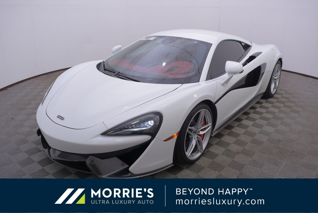 Pre-Owned 2016 McLaren 570S Base RWD 2D Coupe